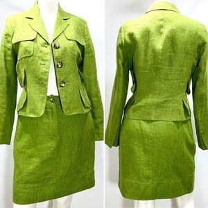 Skirt Suit Harve Benard by Benard Holtzman